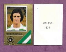 Glasgow Celtic Roddy McDonald 334